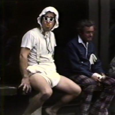 Baby Ikki, 1978 (video still)