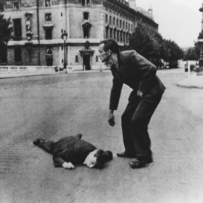 Ken McMullen, 'Resistance', 1976. Courtesy BFI.