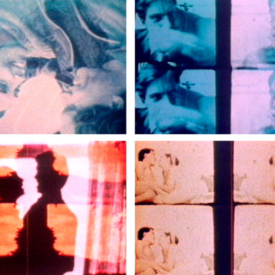 Carolee Schneemann, Still from 'Plumb Line' (1968-72). Courtesy Electronic Arts Intermix (EAI), New York.