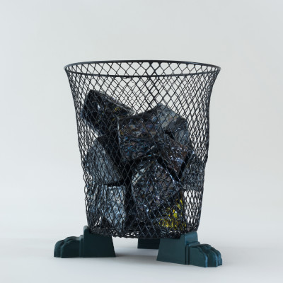 Richard Slee, Waste Baskets, 2017