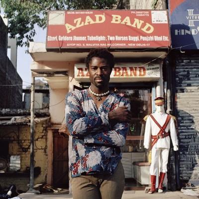 Sunil Gupta, babe/fist, 1999