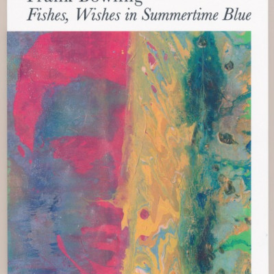 Frank Bowling: Fishes, Wishes in Summertime Blue
