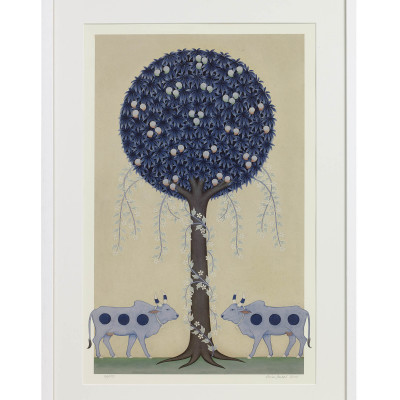 <span class=&#34;artist&#34;><strong>Olivia Fraser</strong></span>, <span class=&#34;title&#34;><em>Krishna III</em>, 2010</span>
