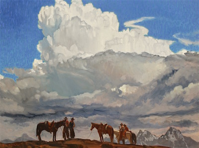 Dennis Ziemienski, Teton Storm
