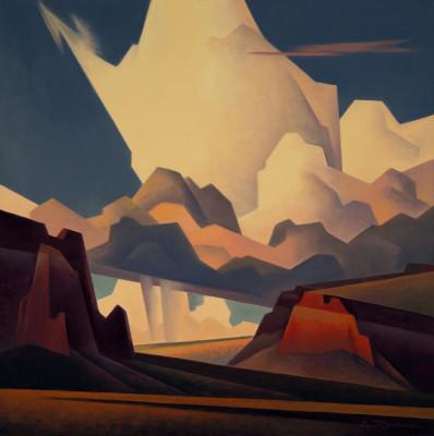 Ed Mell, Desert Gap