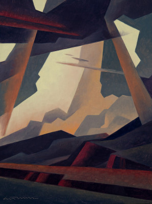 Ed Mell, Canted Storm
