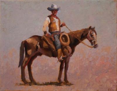 Gary Ernest Smith, Horseman