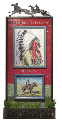 Thom Ross, Montana Postcard