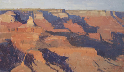 David Grossmann, Grand Canyon Shadows