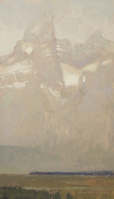 David Grossmann, Teton Rain