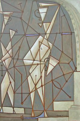 Erik Renssen, The Waterbearers ( after Raphael), 2008