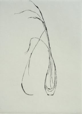 Lars Nyberg RE, Grass in a Vase