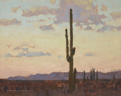 David Grossmann, Saguaro Sunrise