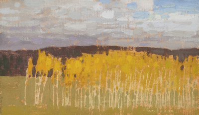 David Grossmann, Autumn Rhythms, Study