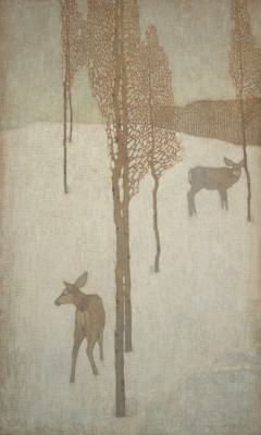 David Grossmann, Quiet Winter Morning