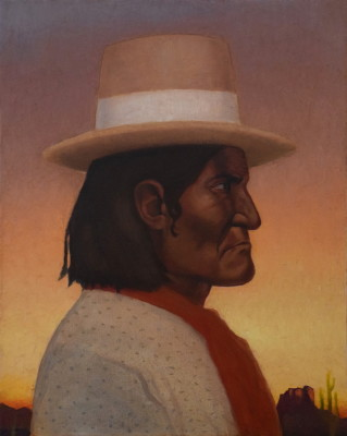 Gary Ernest Smith, Geronimo