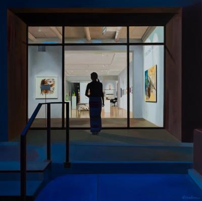 Kevin Kehoe, The Window