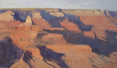 David Grossmann, Grand Canyon Shadows