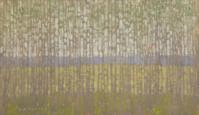 David Grossmann, Summer Aspen Patterns, Study