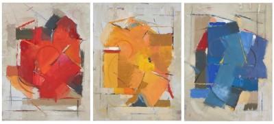 David Michael Slonim, Red Move, Yellow Move, Blue Move