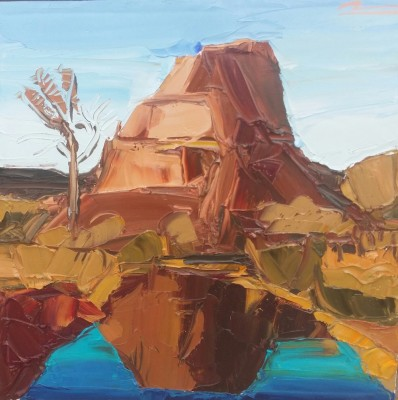 Mateo Romero, Canyon Series #2