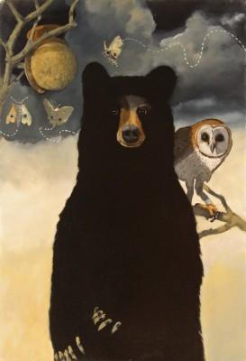 Robert McCauley, Pale Moon Rising