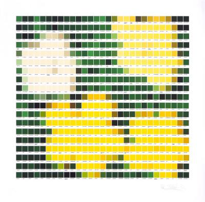 Nick Smith, Yellow Flowers, 2020
