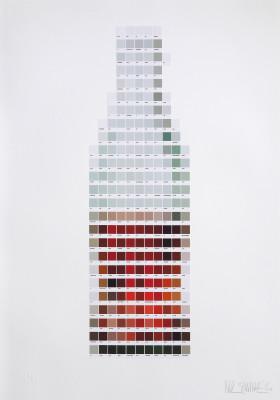 Nick Smith, Coca Cola - Half Full, 2020