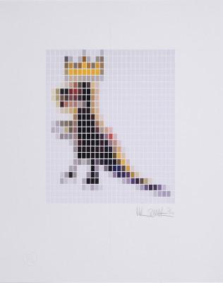 Nick Smith, Pez Dispenser - Microchip, 2020