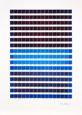 Nick Smith, Blue Rust, 2020