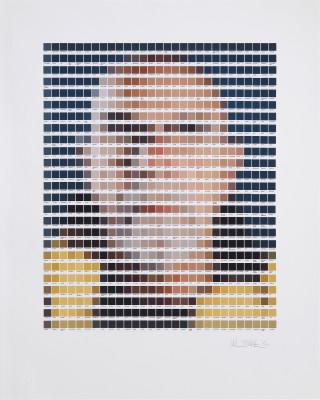Nick Smith, Yellow Raincoat, 2020