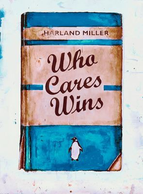 Harland Miller, Who Cares Wins, 2020