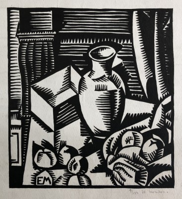 Étienne Morillon (1884-1949)Cubist Still Life, 1919