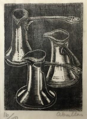 Ann Chassar Dallas (1908-1997)Turkish Coffee, 1925