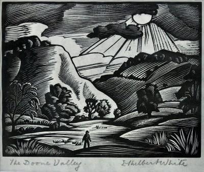 Ethelbert White (1891-1972)The Doone Valley, 1923