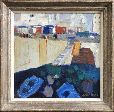 Jean Rees (1914-2004)Harbour