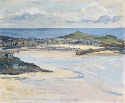 Marjorie Mostyn (1893-1979)St. Ives Bay, c. 1930