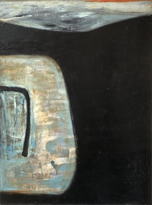 Margaret Geddes (1914-1998)Composition, November 1966