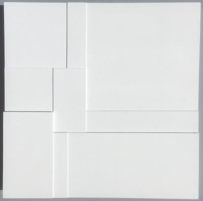 Jean Spencer (1942-1998)White Relief No. 10, 1968-69