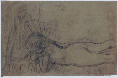 Pierre Bonnard (1867-1947)Deux Nus, c. 1902