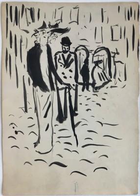 Pierre Bonnard (1867-1947)Le Rendez-vous, 1892