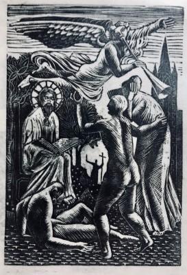 Michael Canney (1923-1999)Apocrypha, c. 1947