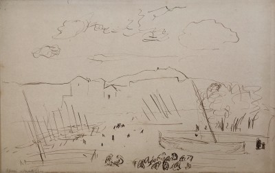 Henri Matisse (1869-1954)Port de Collioure, 1905