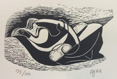 Eileen Agar (1899-1991)Two Lovers, 1931