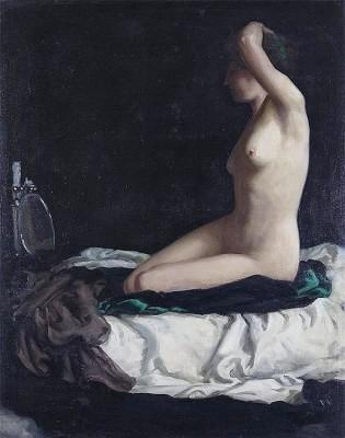Brake Baldwin (1885-1915)The Mirror, 1915