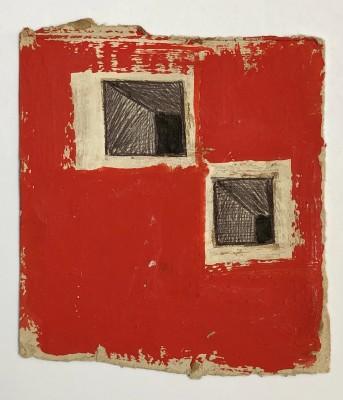 René Audebes (1922-1993)Composition, c. 1968