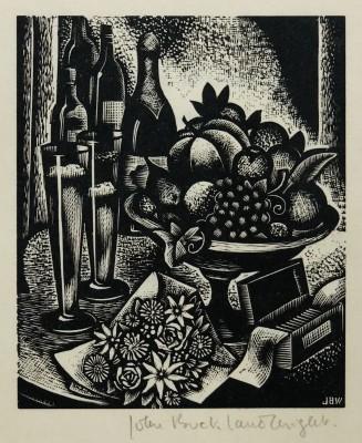 John Buckland Wright (1897-1954)Still Life, 1933