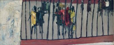 Paul Millichip (1929-2018)The Playground, 1959