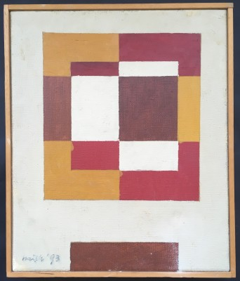 Peter Haigh (1914-1994)Composition , 1975-93