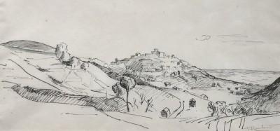 Jean Marchand (1883-1940)Cagnes-sur-Mer, c. 1925